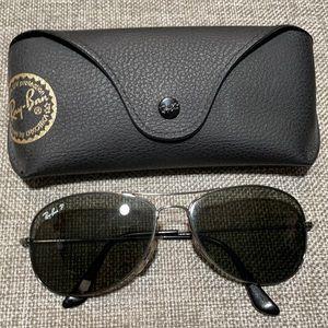 Ray-Ban Aviator Polarized Sun Glasses